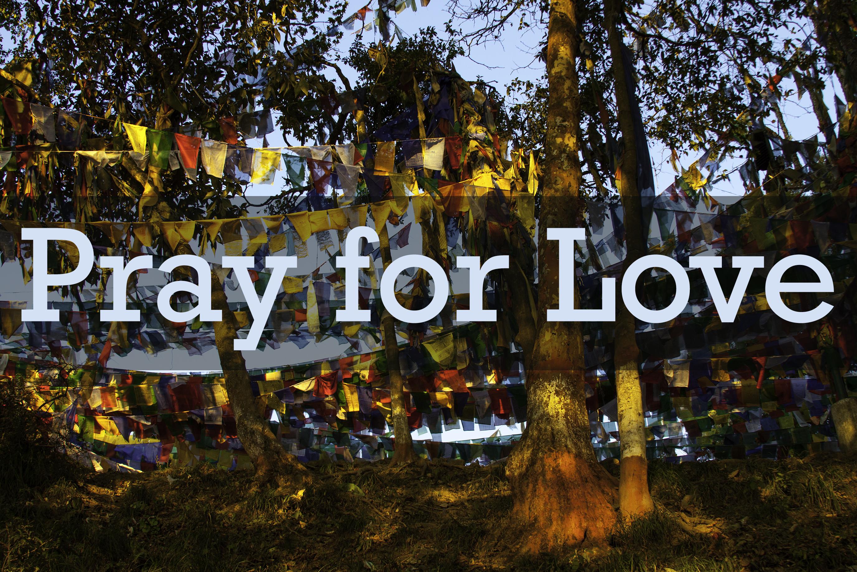 Eraani Pray for Love